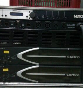 Nexo alpha 1