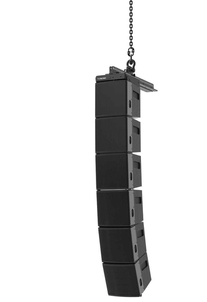 ELLA6 The ELegant Line Array.